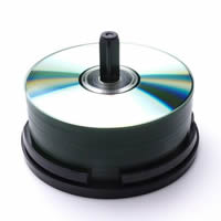 Empty CD/DVD Media